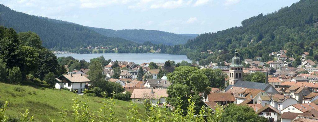 Le Lac l'atout de Gérardmer !