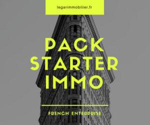 pack starter immo